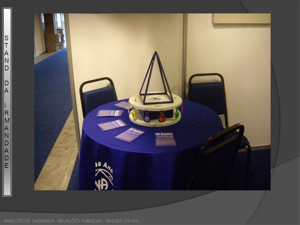 PONTOS FAVORÁVEIS: Participação de um Evento de Porte Internacional com profissionais envolvidos com o nosso proposito.