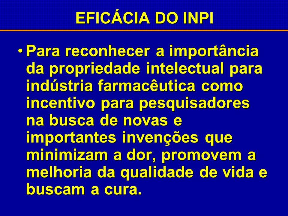 INPI e suas soluções: Reestruturação. Reestruturação. Disseminação da cultura da PI. Disseminação da cultura da PI. Revisão conceitual. Revisão concei