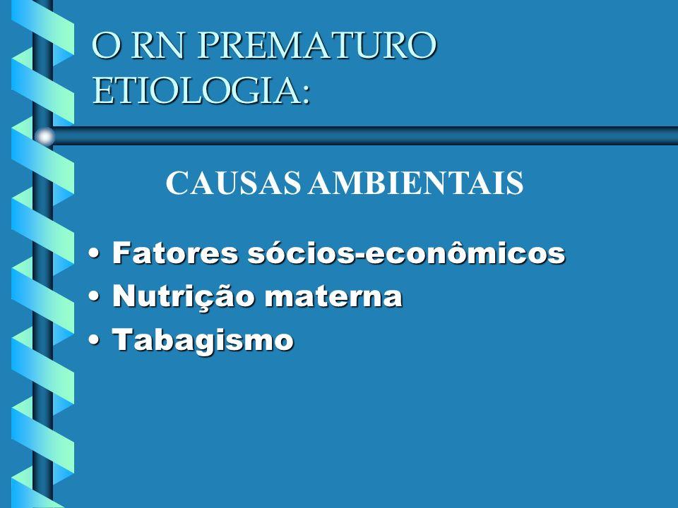 O RN PREMATURO CUIDADOS ESSENCIAIS : CONTROLE TÉRMICO :.