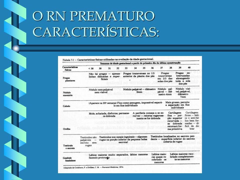 O RN PREMATURO CUIDADOS ESSENCIAIS : HIDRATAÇÃO: Essencial para fornecer complementação calórica, prevenir a hipoglicemia e a hipocalcemia e fornecer uma via de adiministração de medicamentos.