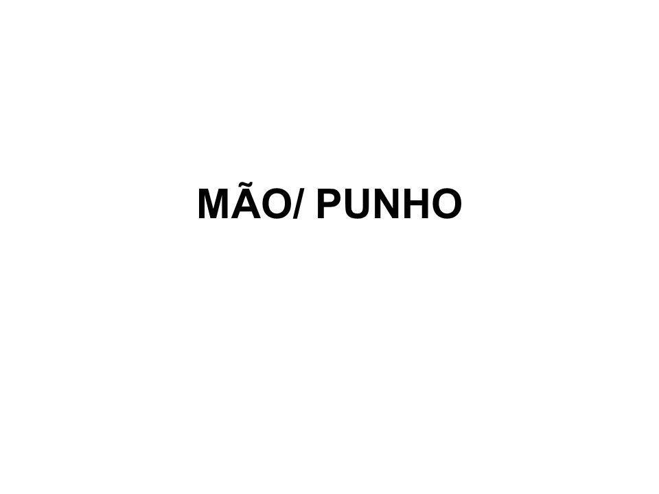 MÃO/ PUNHO