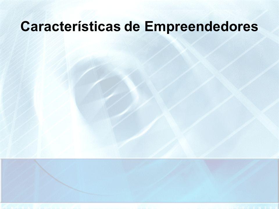 Exemplo de Empreendedores
