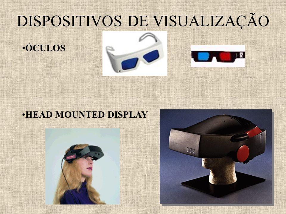 OUTROS DISPOSITIVOS Mouse 3D Head Tracker 6 graus de liberdade de movimentação (6DOF)
