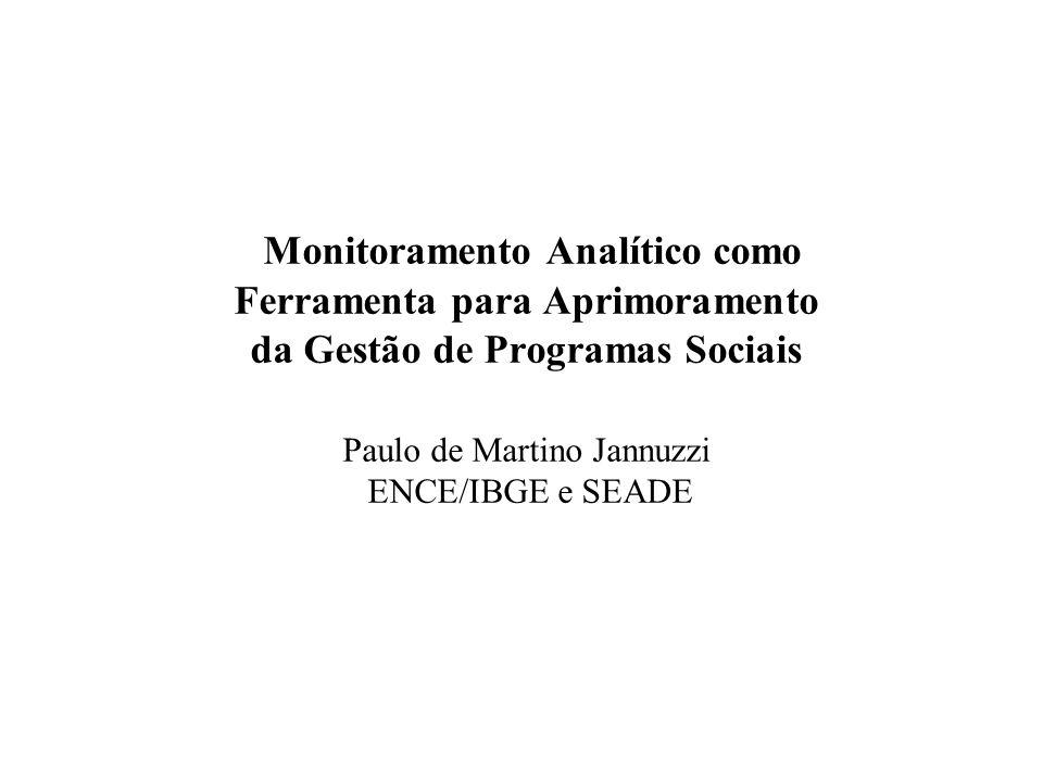 Tem havido em esforço crescente em M&A no Brasil nos últimos 20 anos Ampliação da agenda, escopo e escala das Políticas Sociais, instituída na Constituição de 1988 Potencializado pela pressão e controle social crescente (Imprensa, mov.