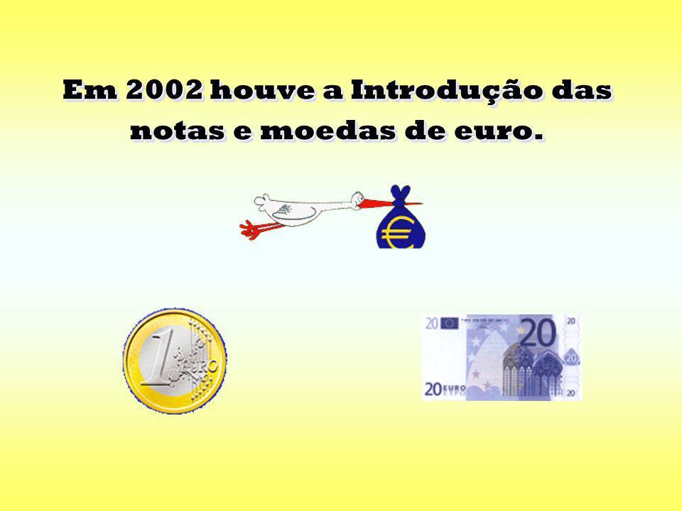 Em 1992 é assinado o Tratado de Maastricht que institui a União Europeia (UE) que vai substituir a CEE. Em 1995 A Áustria, a Finlândia e a Suécia ader