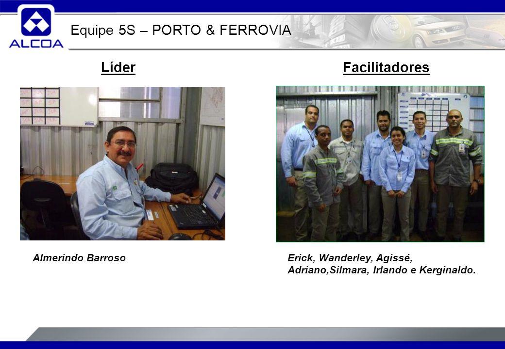 LíderFacilitadores Almerindo BarrosoErick, Wanderley, Agissé, Adriano,Silmara, Irlando e Kerginaldo.