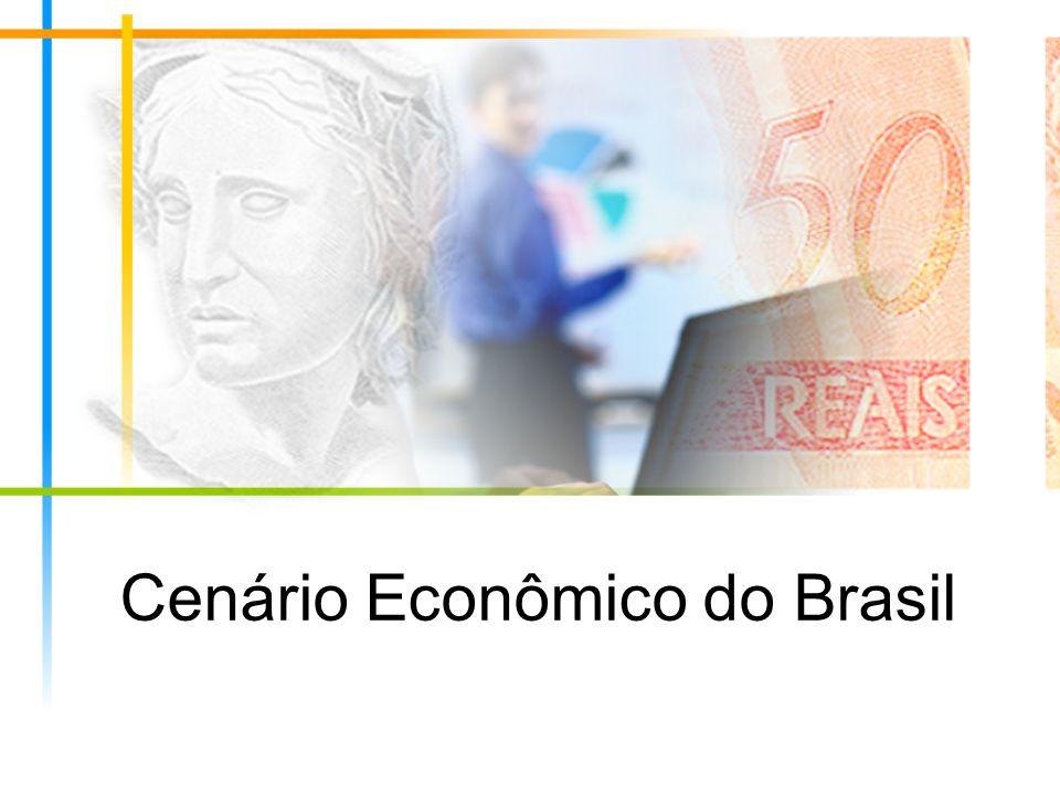 Brasil O Brasil apresentou ao longo de sua vida econômica períodos de muita turbulência.