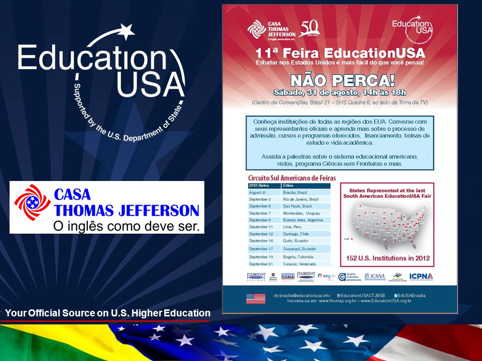 Your Official Source on U.S. Higher Education EducationUSA.state.gov