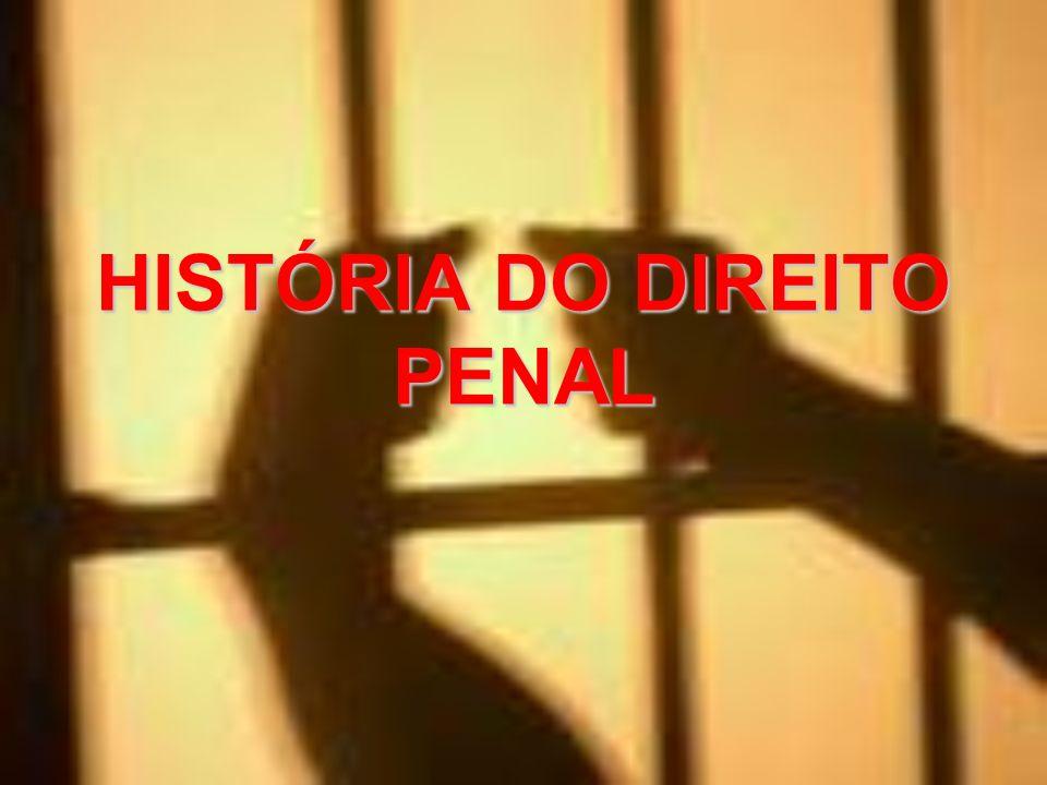Tempos primitivos Embora a história do direito penal se confunda com a do homem, não se pode falar na existência de um sistema jurídico-penal nos tempos primitivos.