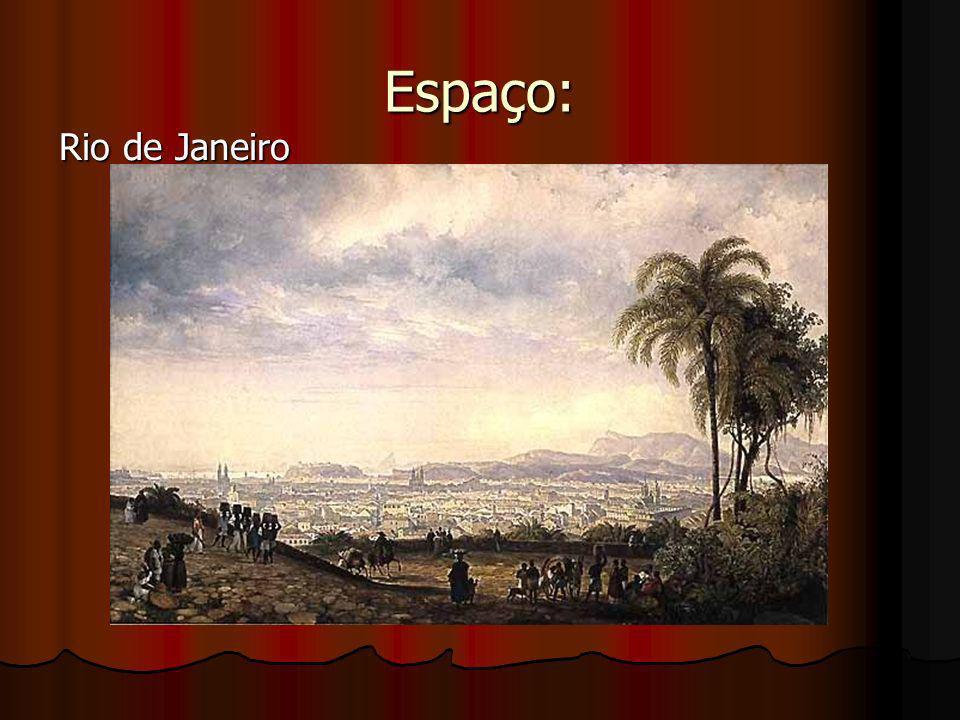 Espaço: Rio de Janeiro