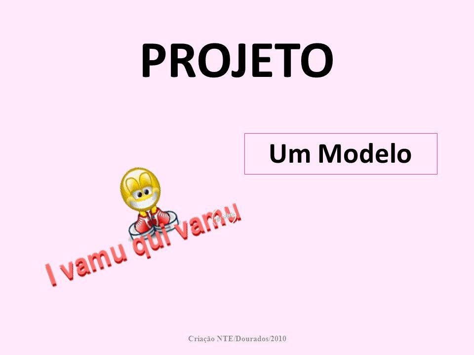 PROJETO Um Modelo Criação NTE/Dourados/2010