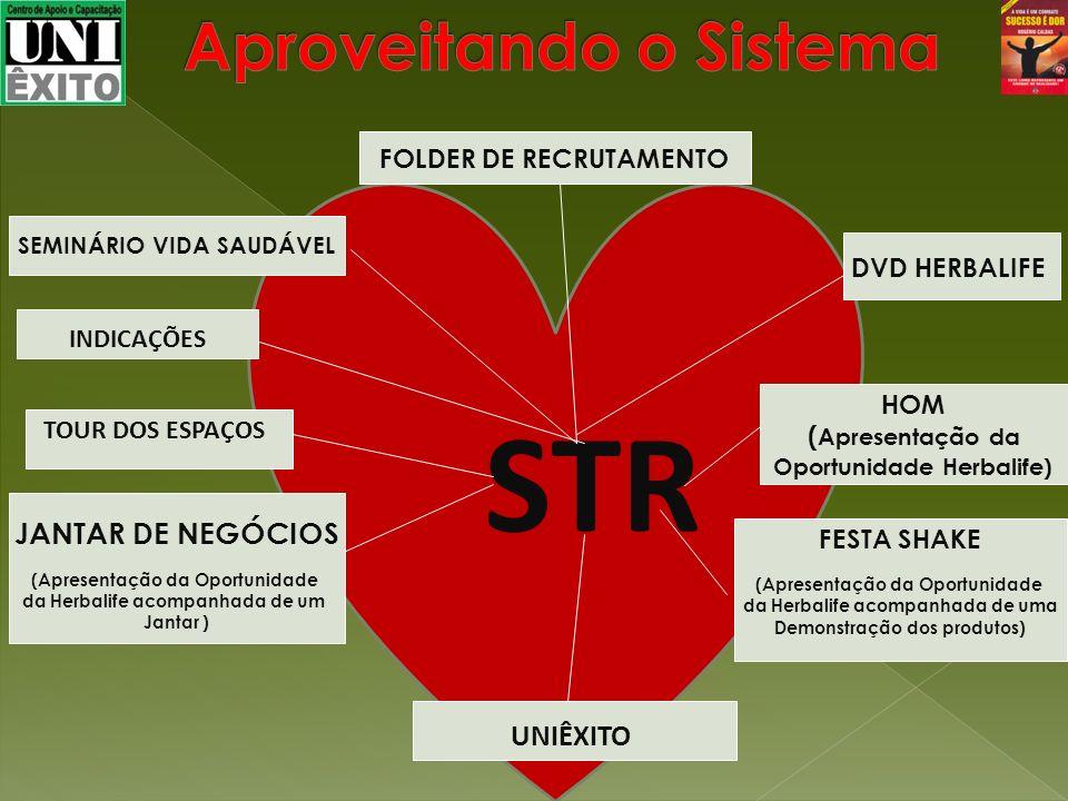 STR FOLDER DE RECRUTAMENTO DVD HERBALIFE HOM ( Apresentação da Oportunidade Herbalife) JANTAR DE NEGÓCIOS (Apresentação da Oportunidade da Herbalife a