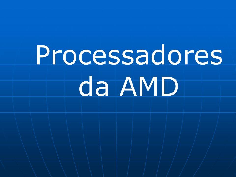 Processadores da AMD