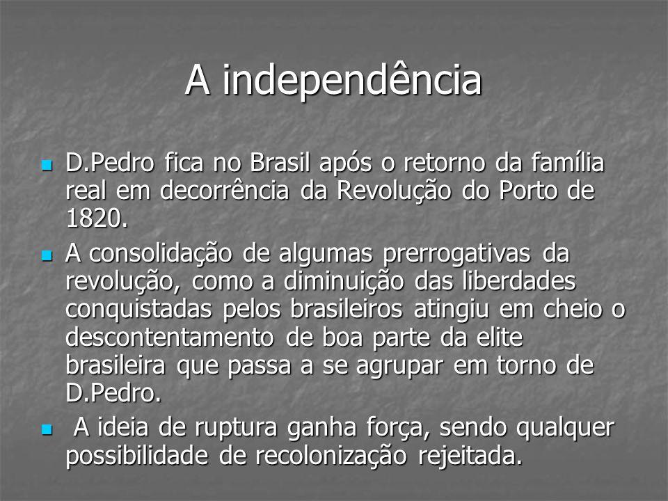 Independência ou Morte?