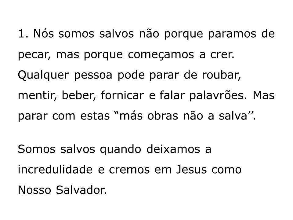 4) Tantos são os heróis da fé, os quais manifestaram sua fé no Deus vivo, como nos é dito em Hebreus 11.
