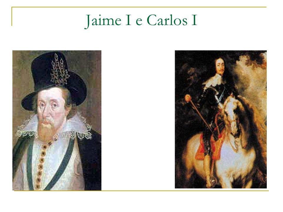 Jaime I e Carlos I