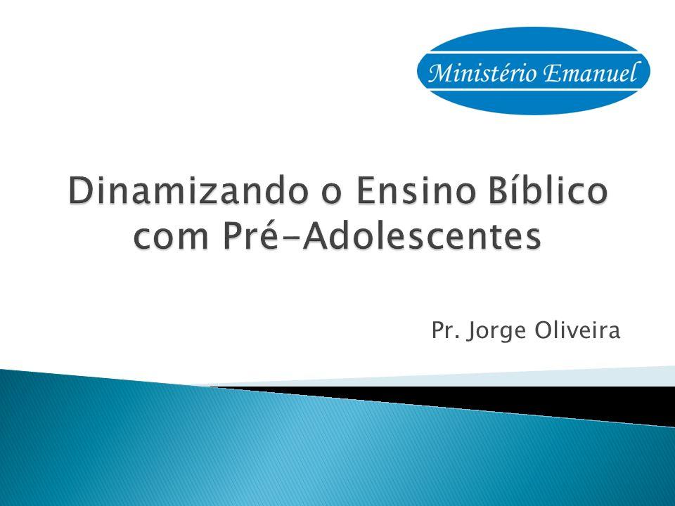Pr. Jorge Oliveira