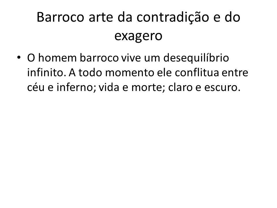 PADRE ANTONIO VIEIRA A obra do Padre Antônio Vieira pode ser dividida em três tipos de trabalhos: Profecias; Cartas; Sermões.