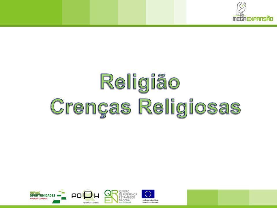 Conceito/Características As Religiões tem características semelhantes, possuem grandes narrativas que explicam o começo do mundo ou o que legitimam a sua existência.
