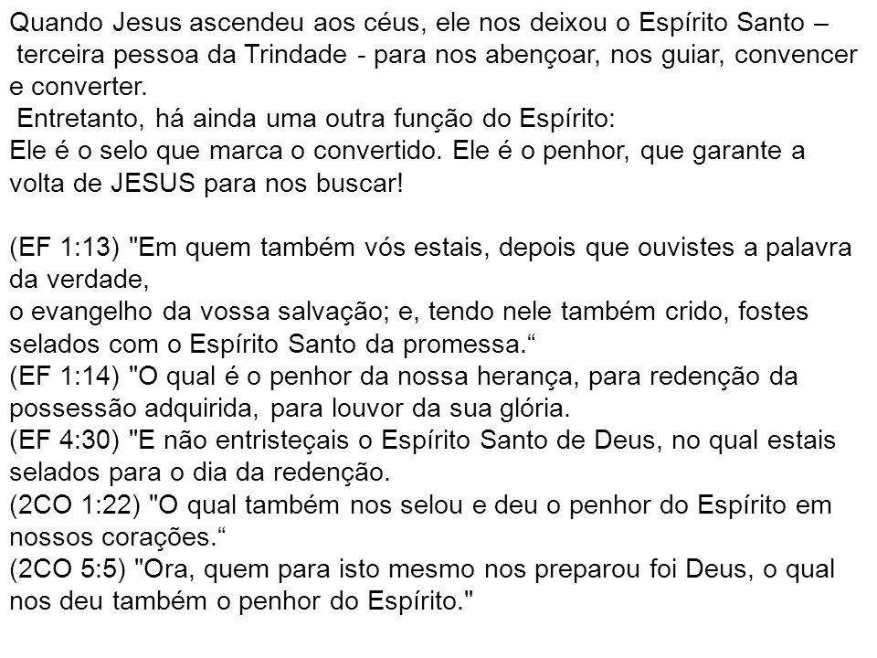 João 6:47 - O crente já possui a vida eterna (IJo.5:11-13; ITm.6:12).