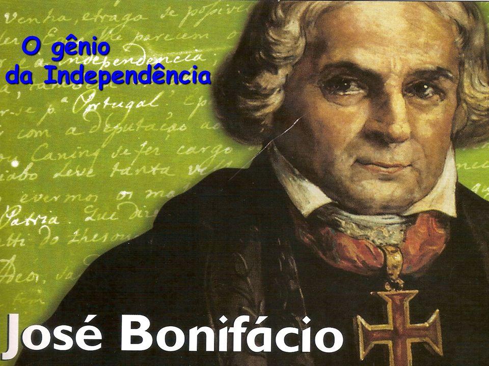O gênio da Independência O gênio da Independência