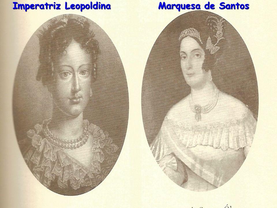 Imperatriz Leopoldina Marquesa de Santos