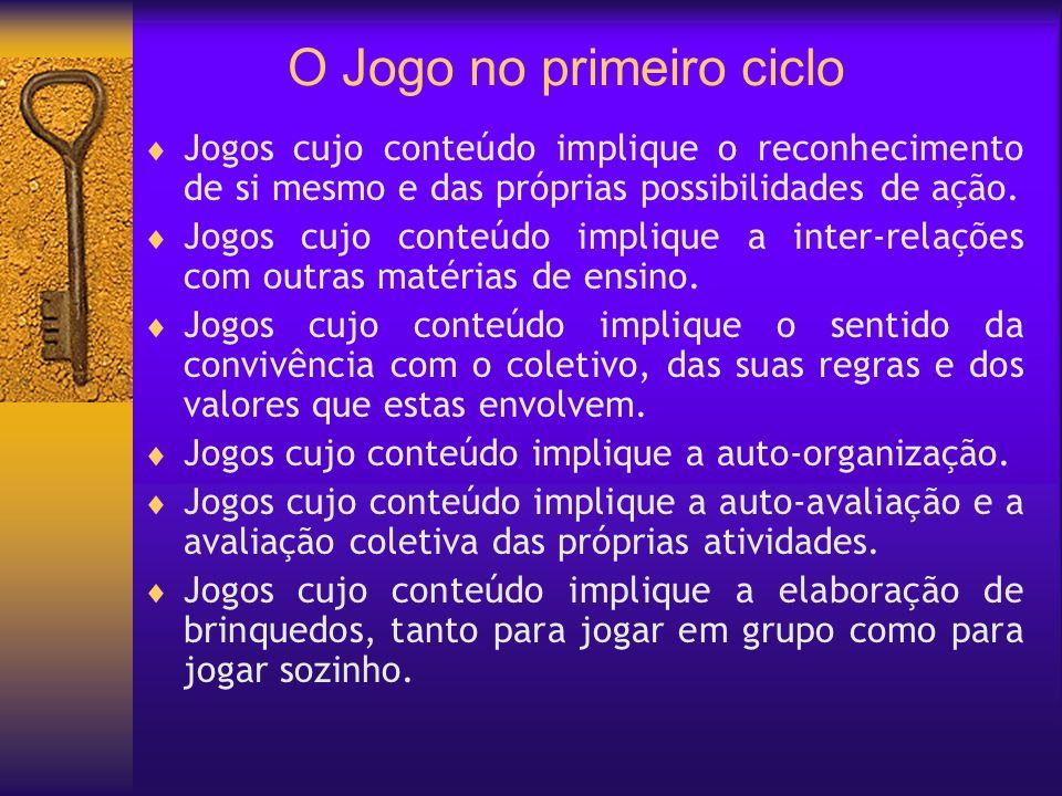 Segundo ciclo: ciclo de iniciação à sistematização do conhecimento – 4a.