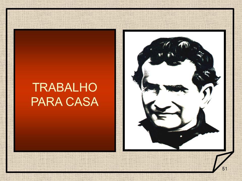 51 TRABALHO PARA CASA