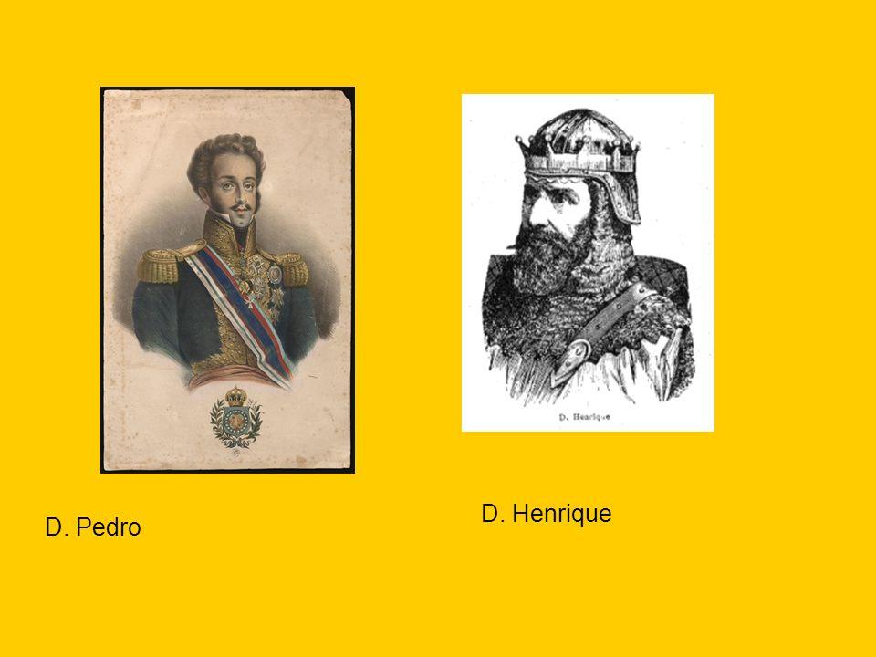 D. Pedro D. Henrique