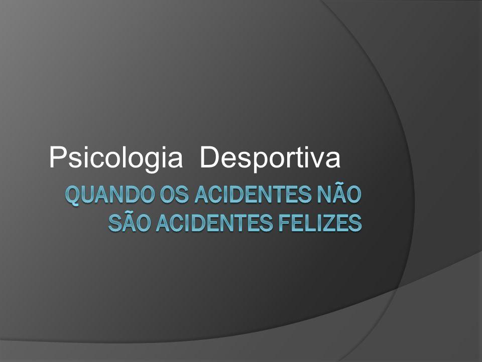 Psicologia Desportiva