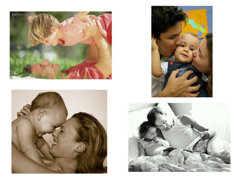 Um beijo, uma carícia, um olhar… Mostram o amor e o carinho que há no coração das pessoas.