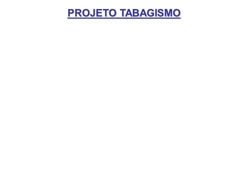PROJETO TABAGISMO