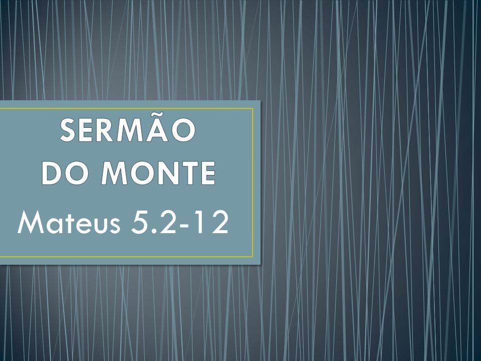 Mateus 5.2-12