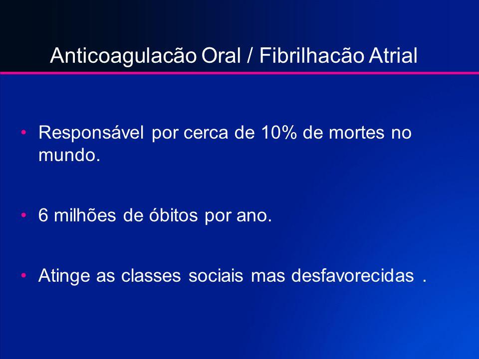 Anticoagulcão Oral Domingos Dias Diogo Médico Cardiologista HCM