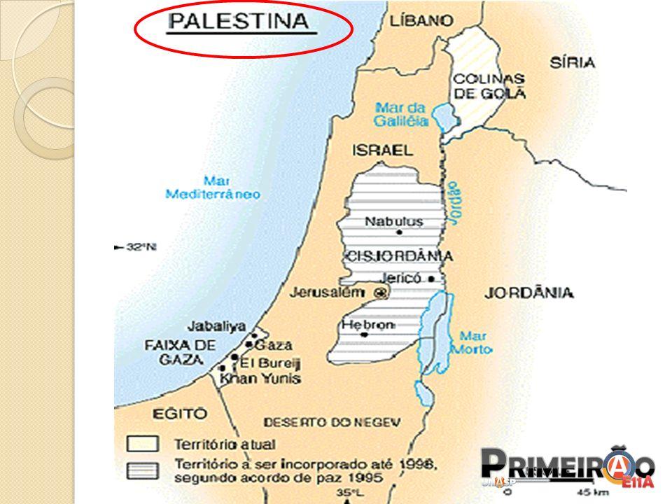 Durante a perambulação, Moisés não chegou a entrar na Palestina, por isso quem os conduziu até lá foi Josué, sucessor de Moisés.