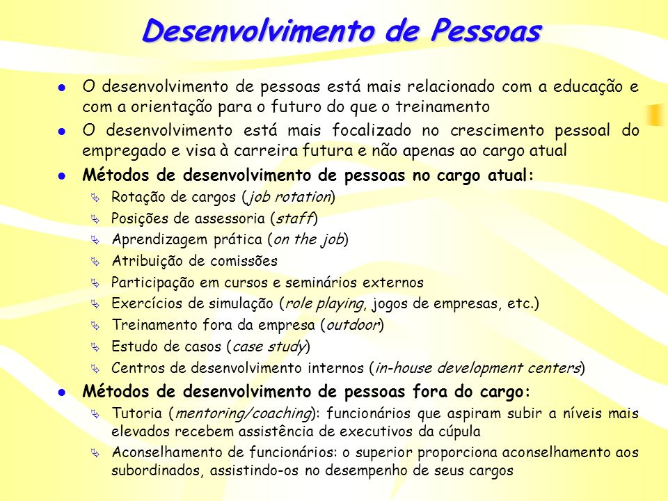 O Processo de Treinamento RETROALIMENTAÇÀO DOS RESULTADOS SATISFATÓRIOS RETROALIMENTAÇÀO DOS RESULTADOS INSATISFATÓRIOS L.N.T. DIAGNÓSTICO PROGRAMA DE