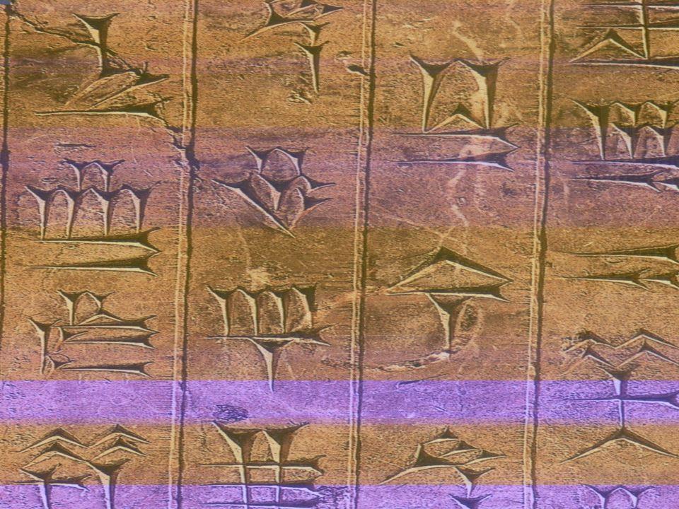Mesopotâmia = Entre Rios = Tigre e Eufrates Sociedade Dividida = Ricos e Pobres Modo de Produção Asiático = Um governante Divinizado explora, através de trabalhos forçados e da cobrança de tributos Povos da Mesopotâmia = Sumérios, Acádios, Babilônicos e Assírios Classe dominante = governante, sacerdote, militares e comerciantes Classe dominada = camponenses, pequenos artesãos e escravos Escrita = Sumérios = Cuneiforme Arquitetura = Zigurate (torre com vários andares, um menor que o outro) Hamurabi = Talião Nabucodonosor = Jardins suspensos da Babilônia