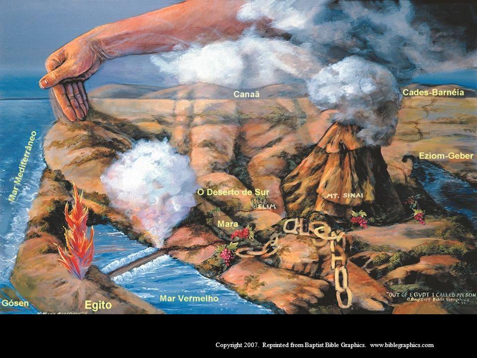 Copyright 2007. Reprinted from Baptist Bible Graphics. www.biblegraphics.com