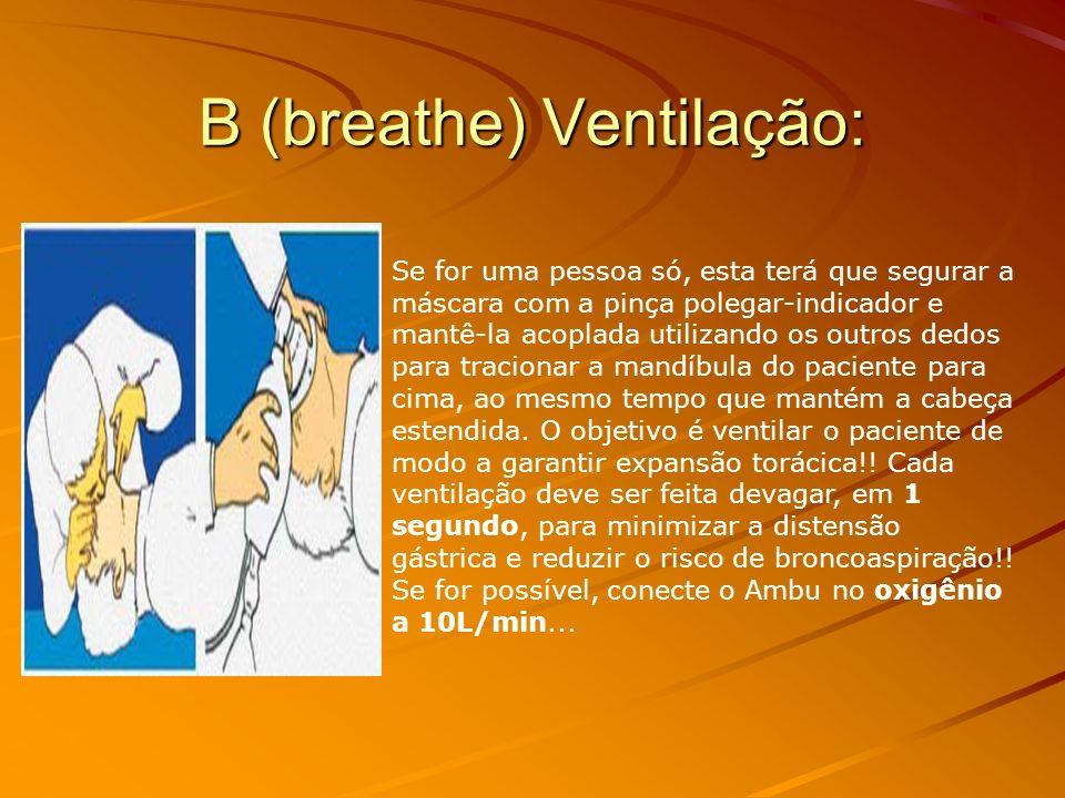 Se a vítima estiver inconsciente, mas apresente sinais de respiração, coloque-a na posição de recuperação. A vítima deverá ser rolada em bloco, prefer