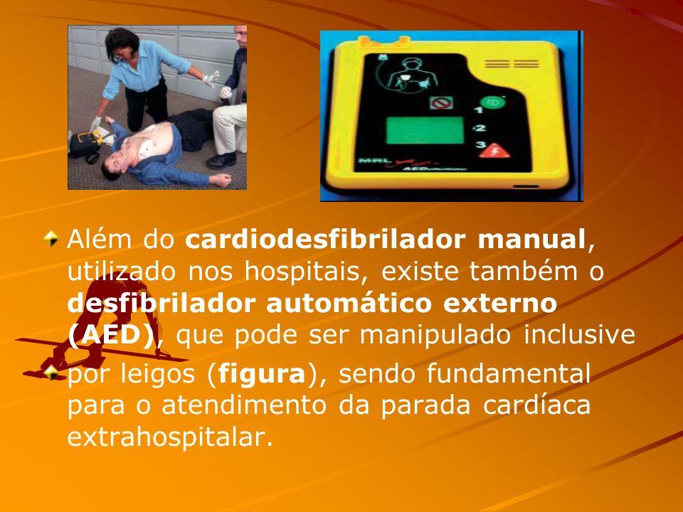 *Todas as taquiarritmias com QRS facilmente identificável no monitor, na presençade pulso (ou seja, o paciente não está parado) só podem ser eletricam