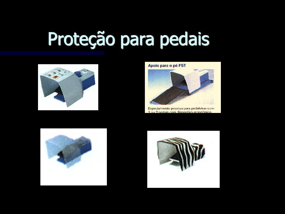 Proteção para pedais