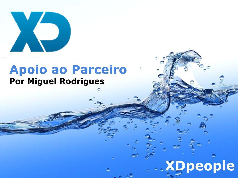 Page 13 Apoio ao Parceiro Por Miguel Rodrigues XDpeople