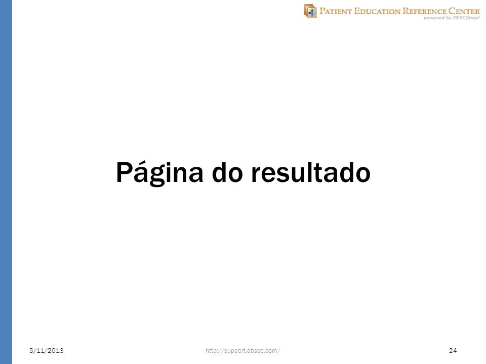 Página do resultado 5/11/2013http://support.ebsco.com/24