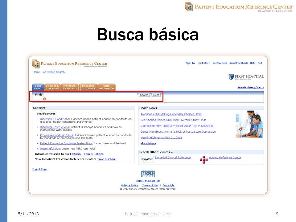 Criando uma conta pessoal 5/11/2013http://support.ebsco.com/30