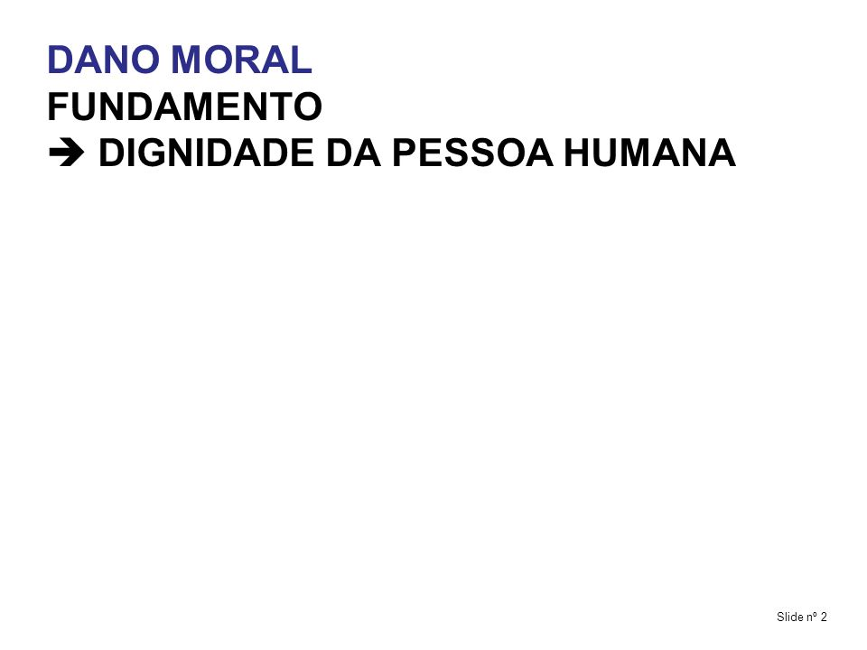 PRESCRIÇÃO PRAZO Reflexão: -Dano moral não é crédito (sentido restrito) -Não é resultante de norma trabalhista apesar de resultante de relação jurídica de trabalho.