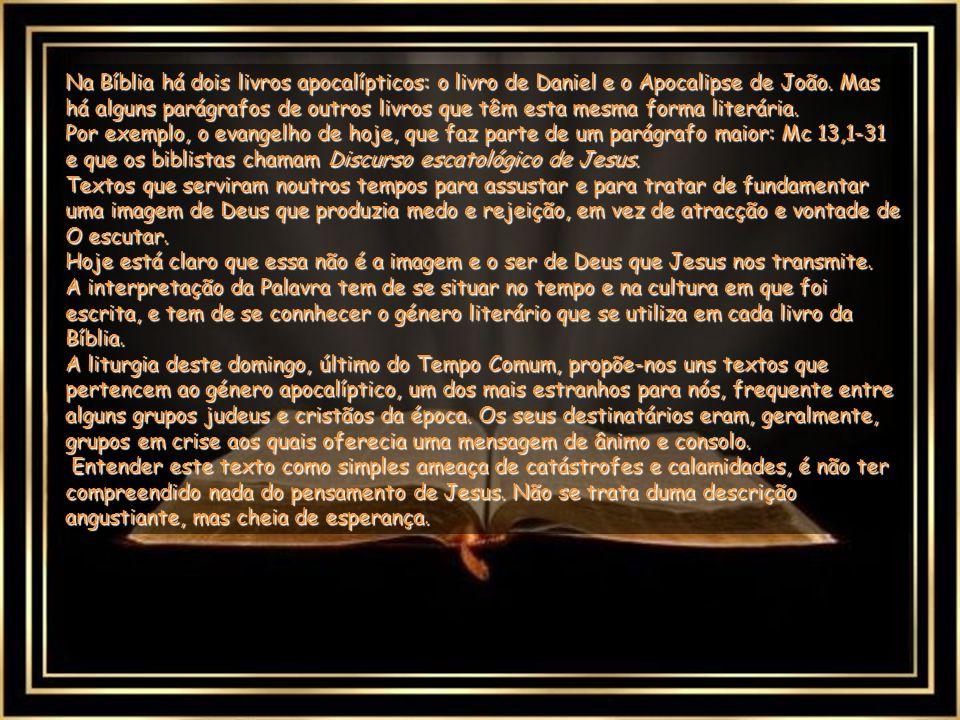 No dia do juizo escurecerão as estrelas não pela diminuição da sua luz intensa, mas pela claridade que chegará da verdadeira Luz: JESUS Beda Marcos 13
