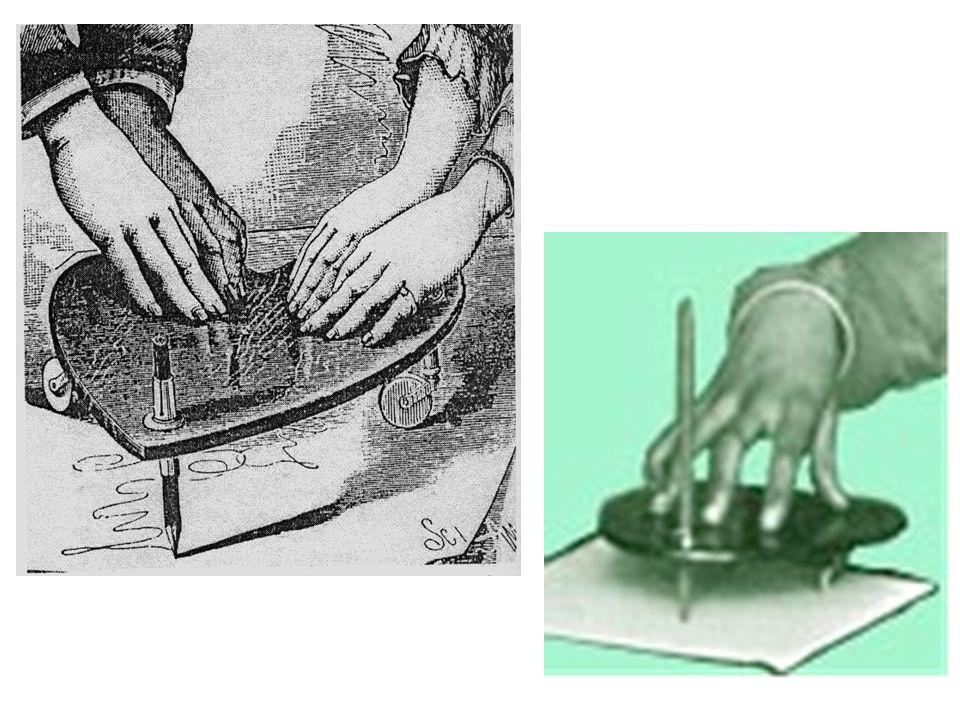 (...)O efeito mais simples, e um dos primeiros que foram observados, consiste no movimento circular impresso a uma mesa.