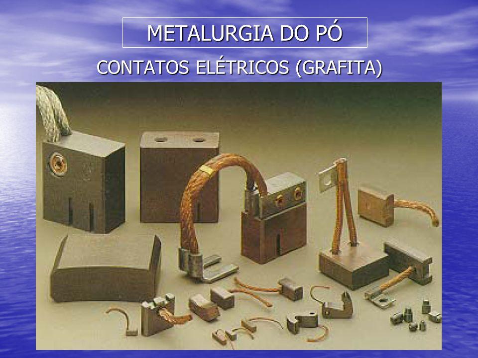 METALURGIA DO PÓ CONTATOS ELÉTRICOS (GRAFITA)