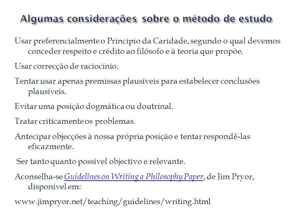 § 5, segundo caso (segundo contra-exemplo) Suponha-se agora que Smith tem outro amigo, Brown, cujo paradeiro é desconhecido Smith.