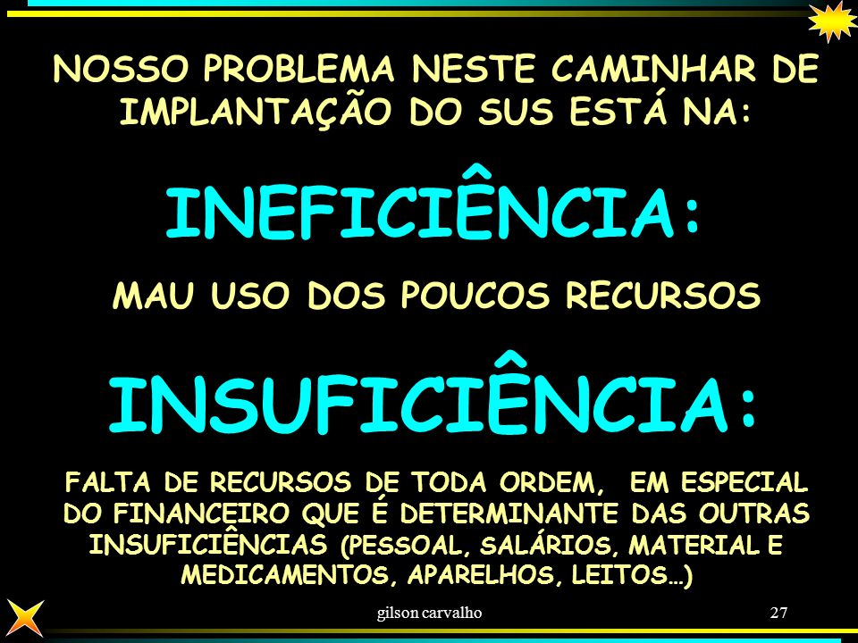 gilson carvalho26 PARTICIPAÇÃO DA COMUNIDADE